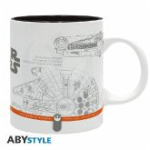 ABYstyle - Star Wars - SW9 Spaceships 320 ml Tasse