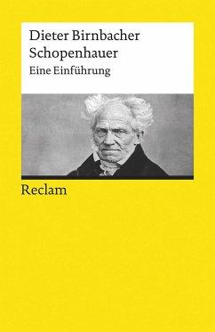 Schopenhauer - Birnbacher, Dieter