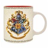 ABYstyle - Harry Potter - Hogwarts 4 Häuser 320 ml Tasse