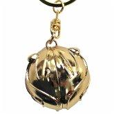 ABYstyle - Harry Potter - Goldener Snatch 3D-Schlüsselanhänger