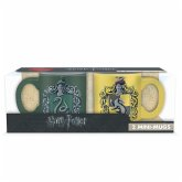 ABYstyle - Harry Potter - Slytherin & Hufflepuff Espresso-Set