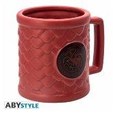 ABYstyle - Game of Thrones - Targaryen 3D Tasse