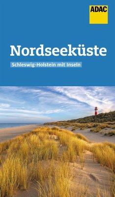 ADAC Reiseführer Nordseeküste Schleswig-Holstein mit Inseln - Lammert, Andrea;Leyk, Randolf
