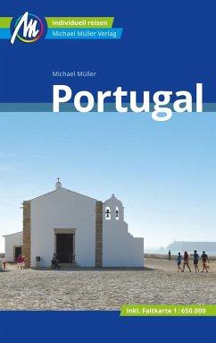 Portugal Reiseführer Michael Müller Verlag - Müller, Michael