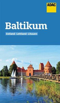 ADAC Reiseführer Baltikum - Kalimullin, Robert