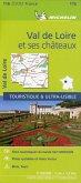 Michelin Karte Schlösser an der Loire