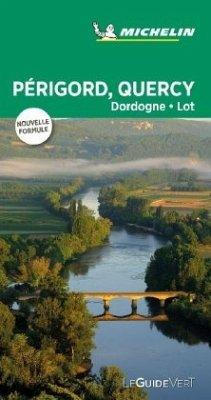 Michelin Le Guide Vert Perigord,Quercy