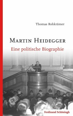 Martin Heidegger - Rohkrämer, Thomas