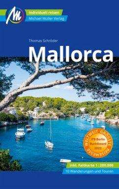 Mallorca Reiseführer Michael Müller Verlag - Schröder, Thomas