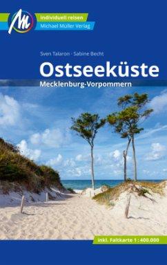 Ostseeküste Reiseführer Michael Müller Verlag - Talaron, Sven; Becht, Sabine