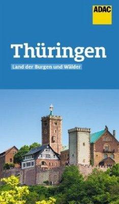 ADAC Reiseführer Thüringen - Rechenbach, Bärbel