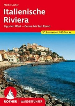 Italienische Riviera - Locher, Martin