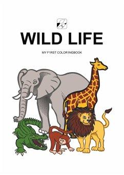 EyeVisto: Wild Life Malbuch