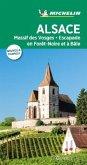 Michelin Le Guide Vert Alsace et les Vosges