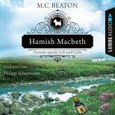 Hamish Macbeth spuckt Gift und Galle - Schottland-Krimis, Teil 4 (Ungekürzt) (MP3-Download)