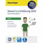 SteuerSparErklärung 2020 Lehrer für Steuerjahr 2019 (PC) (Download für Windows)