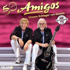 50 Jahre:Unsere Schlager Von Damals - Amigos