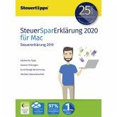 SteuerSparErklärung 2020 für Steuerjahr 2019 (MAC) (Download für Mac)
