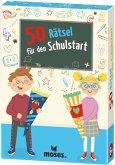 50 Rätsel für den Schulstart (Kinderspiel)