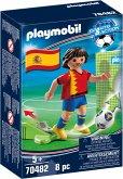 PLAYMOBIL® 70482 Nationalspieler Spanien
