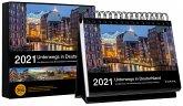 Tischkalender Unterwegs in Deutschland 2021