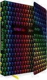 Trötsch Schülerkalender mit Klappe Rainbow 2020/2021