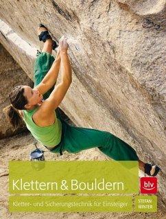 Klettern & Bouldern - Winter, Stefan