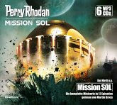 Perry Rhodan Mission SOL - Die komplette Miniserie, 6 MP3-CD