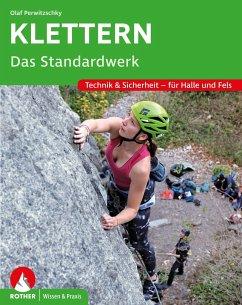 Klettern - Das Standardwerk - Perwitzschky, Olaf