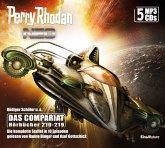 Perry Rhodan Neo - Das Compariat, 5 MP3-CD
