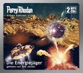 Perry Rhodan Silber Edition - Die Energiejäger, 2 MP3-CD
