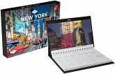 New York Tischkalender 2021