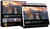 Tischkalender Unterwegs in aller Welt 2021