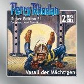 Perry Rhodan Silber Edition - Vasall der Mächtigen, 2 MP3-CD