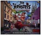 Die Heinzels - Das Orginal-Hörspiel zum Kinofilm, 1 Audio-CD