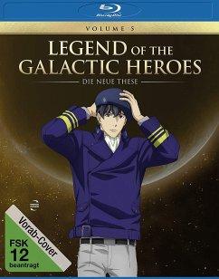 Legend of the Galactic Heroes: Die Neue These Vol. 5