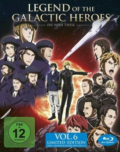 Legend of the Galactic Heroes: Die Neue These Vol. 6 Limited Edition