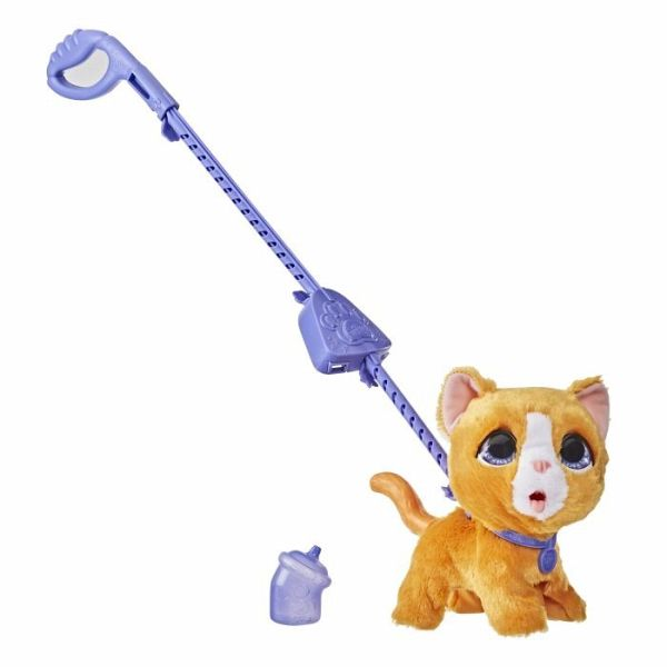 FurReal Friends Peealots große Katze Interaktives