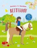 Reiterhof (Anziehpuppen, Anziehpuppen-Sticker)