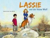 Lassie und der kleine Wolf