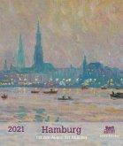 Hamburg mit den Augen der Künstler 2021