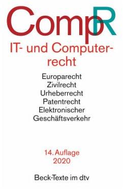 IT- und Computerrecht - Schneider, Jochen
