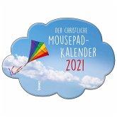 Der christliche Mousepad-Kalender 2021