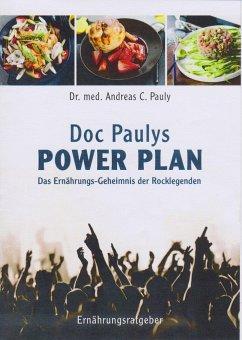 Doc Paulys Power Plan - Pauly, Andreas C.