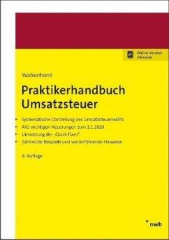 Praktikerhandbuch Umsatzsteuer - Walkenhorst, Ralf