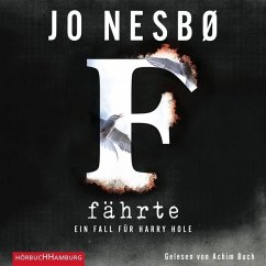 Fährte / Harry Hole Bd.4 (1 MP3-CD) - Nesbø, Jo