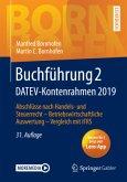 Buchführung 2 DATEV-Kontenrahmen 2019, m. 1 Buch, m. 1 E-Book; .