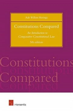 Constitutions Compared (5th Edition) - Heringa, Aalt Willem