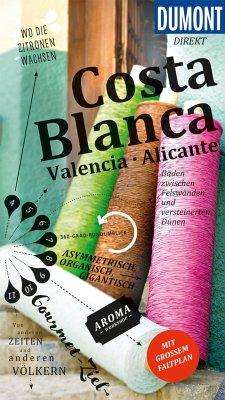 DuMont direkt Reiseführer Costa Blanca, Valencia und Alicante - Blázquez, Manuel García