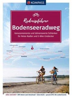 KOMPASS RadReiseFührer Bodenseeradweg - KOMPASS RadReiseFührer Bodenseeradweg